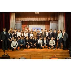 К проекту ОНФ «Имя героя – школе» присоединилась барнаульская гимназия №69