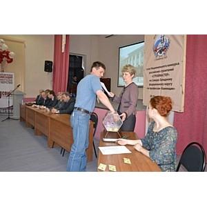 Руководство Ассоциации СРО «Единство» вручило награды лучшим каменщикам