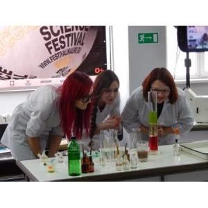 Самара – центральная площадка Фестиваля науки