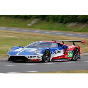 Ford GT готов к новым триумфам при поддержке Castrol EDGE