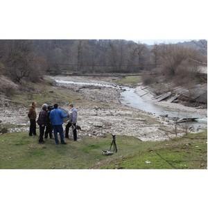 ОНФ в Кабардино-Балкарии добивается проведения берегоукрепительных работ вдоль реки Нальчик
