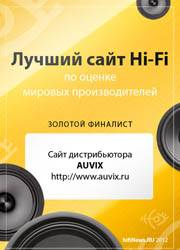 ���� �������� AUVIX ������� ������ ���-�������� Hi-Fi