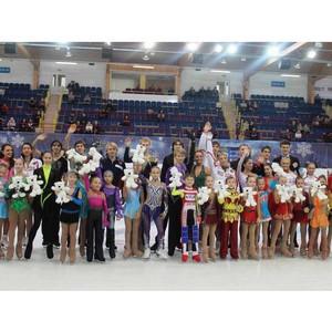 Федеральный проект поддержки юных фигуристов «Звездная дорожка» прибывает в Волгоград