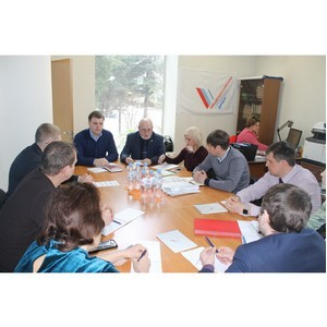Воронежские активисты ОНФ обсудили варианты решения проблем c «новым аварийным» жильем