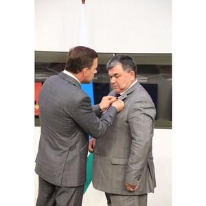 Награды выдающимся жителям Свердловской области