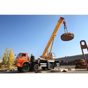«Газпром-кран» освоил легкий 40-тонник