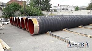 AsstrA принимает участие в строительстве газопровода «Северный поток-2»