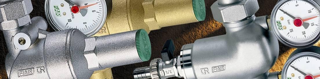 FAR - трубопроводная арматура премиум класса