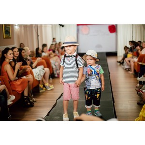 Большой всероссийский модный детский показ Eventail Kids «Городская сказка»