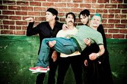 ������ � Oklick �� ������� Red Hot Chili Peppers!
