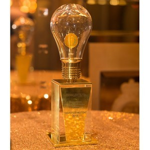 Светильники Зенит – продукт года