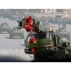 «Газпром-кран» выполняет военные заказы