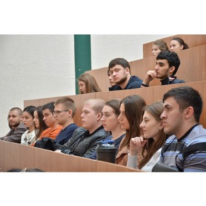 Ведущие менеджеры организаций Юга России поделились практическим опытом со студентами ЮРИУ РАНХиГС