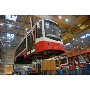 Уралвагонзавод поставит трамваи в Ростовскую область