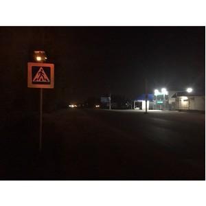 ОНФ обратился к властям с просьбой разрешить проблему отсутствия уличного освещения в Новой Усмани
