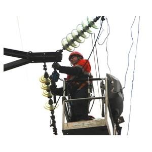 В Рязанской области увеличено количество бригад, восстанавливающих электроснабжение