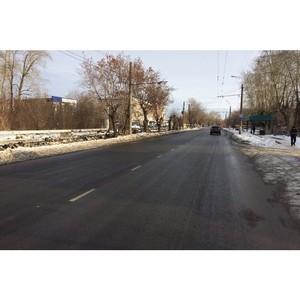 По итогам проверки ОНФ Зауралье вошло в число лидеров по работе властей с топ-10 «убитых» дорог