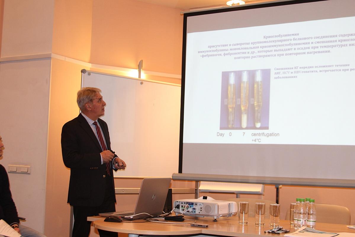 О генетических исследованиях в кардиологии и проблемах патологии печени в ревматологии
