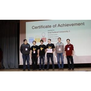 Сборная университета вылетела на чемпионат мира по программированию