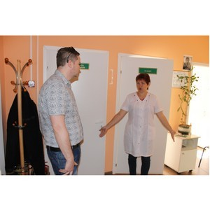 Воронежские активисты ОНФ проверили качество медуслуг в Рамонском районе