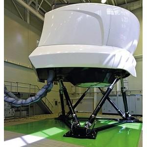 Член ACEX в Санкт-Петербурге отправил тренажер российского вертолета МИ-17 в Индонезию