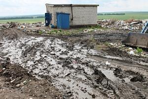 Активисты ОНФ Мордовии проверили полигон в Ромодановском районе