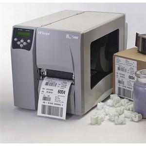 Zebra S4M – индустриальный термопринтер для изготовления этикеток