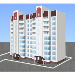 «Желдорипотека» ввела в эксплуатацию жилой дом в Астрахани