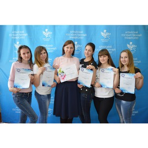 Олимпиада «Экономика в нашей жизни» объединила студентов региона на площадке Рубцовского филиала АГУ