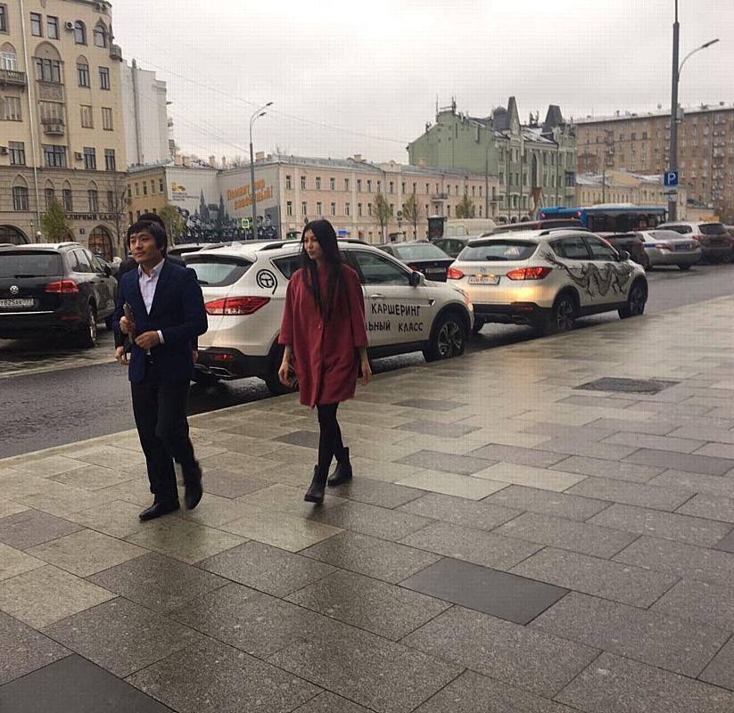 Москва и Московская область получат свой доход от туристов из Китая