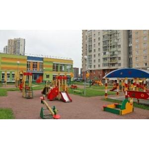 Открылся детский сад «Дунайский» от компании «Ленстройтрест»
