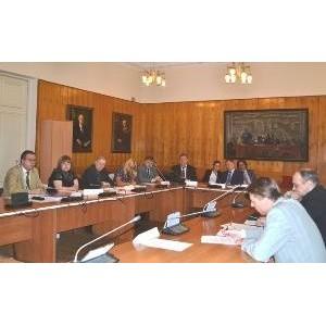 Рабочее совещание по подготовке кадров для реабилитационной сферы