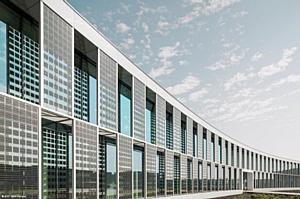 Открытие Техновационного центра AGC в Бельгии