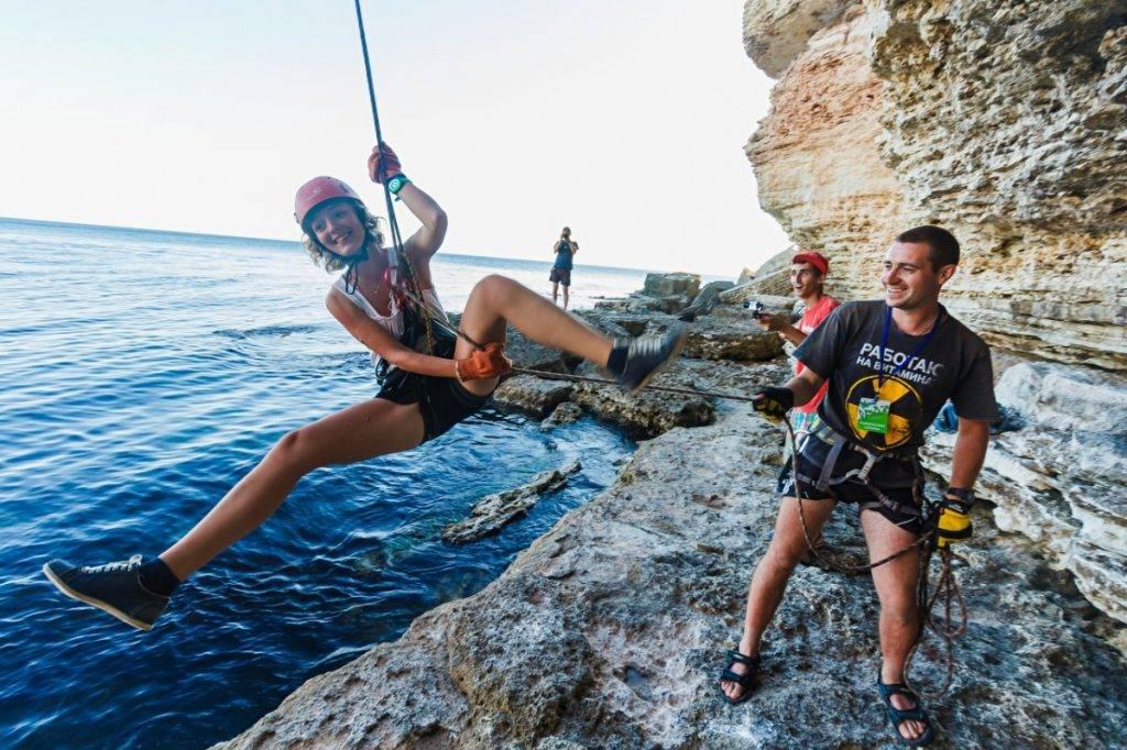 Фестиваль Extreme 2018 в Крыму