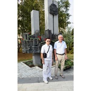Члены Общественного совета при УВД Зеленограда приняли участие в праздновании Дня города