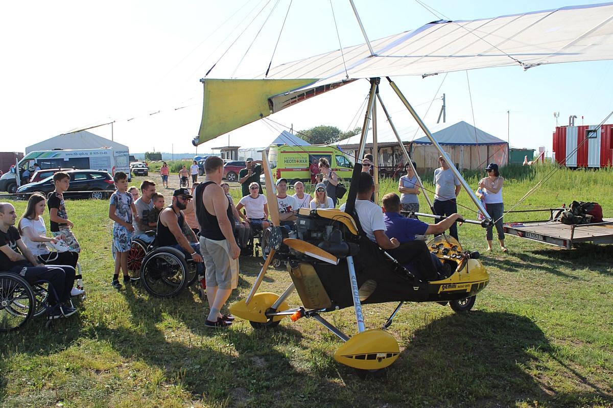 «Петербургская Неотложка» приняла участие в благотворительном проекте «Мне бы в небо»