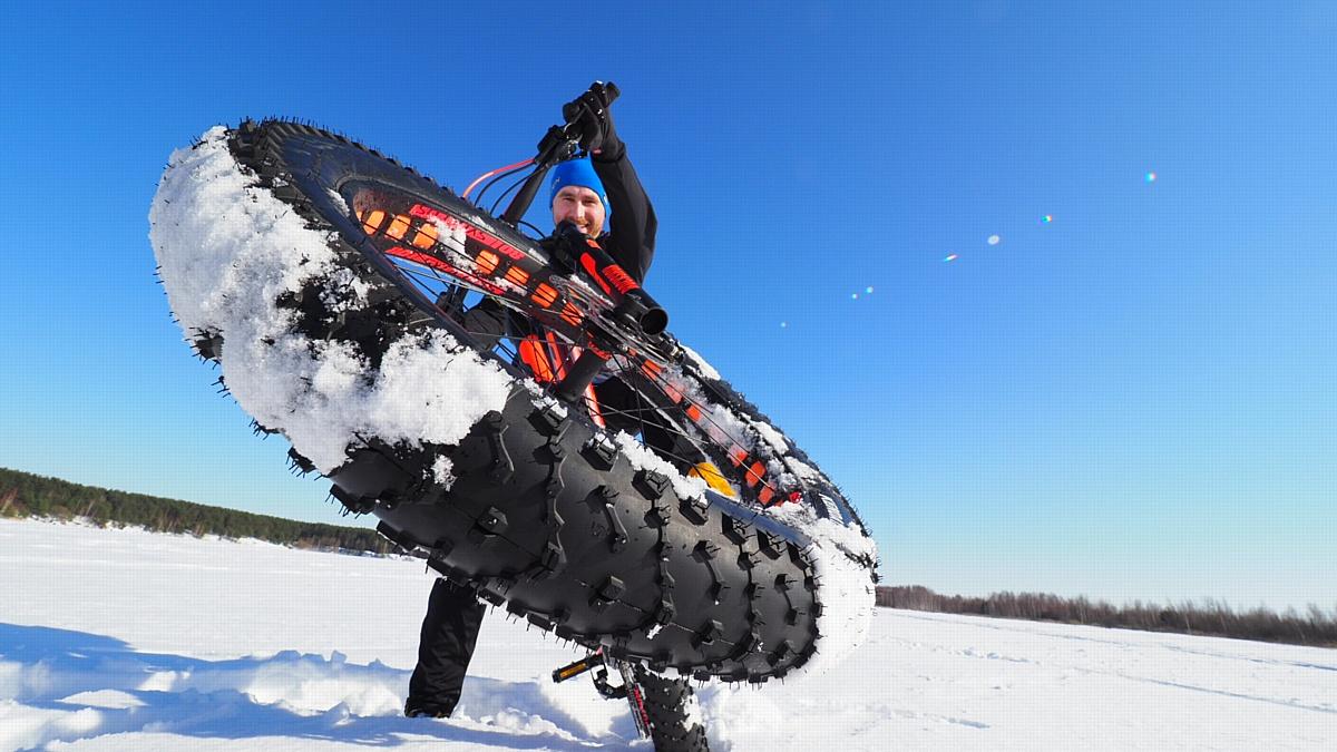 «Велоэкспедиция Альпари на Северный полюс» отправляется за рекордами