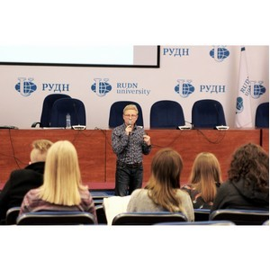 Идеи&Решения открыли серию мастер-классов экспертов АКОС в РУДН