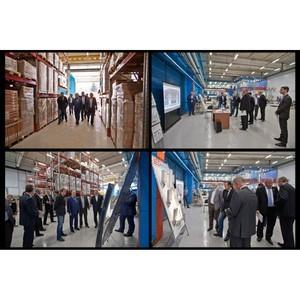 Представители комитета Госдумы по промышленности посетили завод «ЛЕД-Эффект»