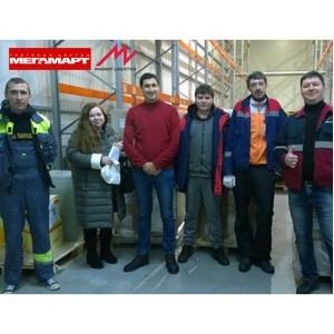 Старт сотрудничества Magnat Logistics с «Мегамарт»