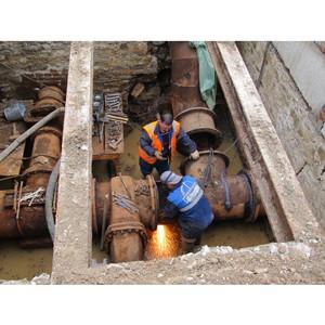 Ростовский Водоканал провел реконструкцию на Центральных очистных сооружениях