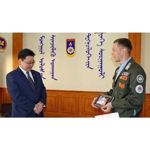 Отряд «Горизонт» посетил Монгольский госуниверситет науки и технологии
