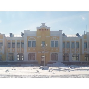 """ћ–— ÷ентра в """"амбовской области обеспечила электроснабжение объекта железнодорожной инфраструктуры"""