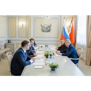 Воронежские активисты ОНФ передали врио губернатора общественные предложения