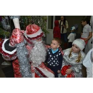 Сотрудники Управления Росреестра приготовили новогодние подарки