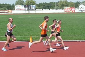 Преподаватель из Дзержинска стал бронзовым призером легкоатлетических соревнований