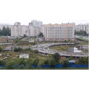 ОНФ выявил в Петербурге недостроенные и аварийные здания, представляющие угрозу для подростков
