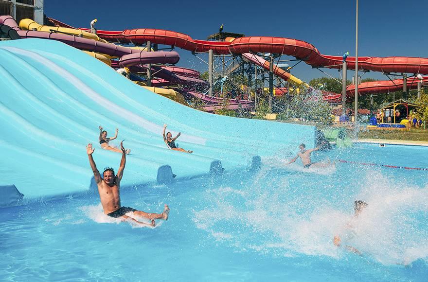 Анапский аквапарк «Тики-Так»