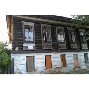 Активисты ОНФ обеспокоены разрушением дома Афромеева