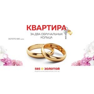 Кто получит квартиру в Санкт-Петербурге от сети «585*Золотой»?